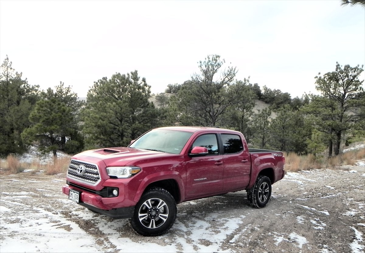 2016 Toyota Tacoma is Different but the Same