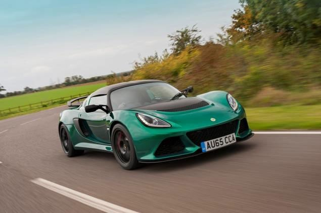 Lotus Exige goes on a diet, with the Sport 350