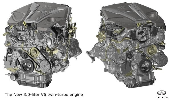 Big Technology Underscores Infiniti VR V6 Engines In the New Q50 – Torque News