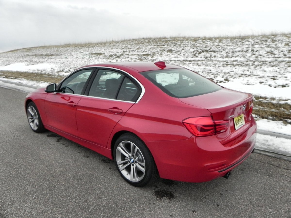 Review: 2016 BMW 340i, the top of the 3 Series