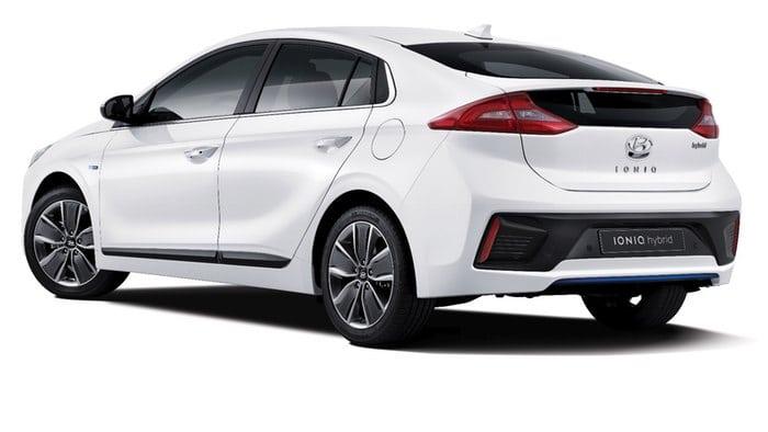Hyundai reveals details on IONIQ Hybrid ahead of Detroit
