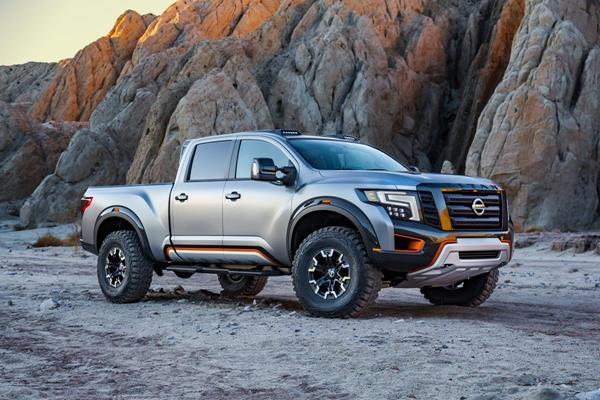 Raptor? Rebel? Pbbbt.. Nissan has a WARRIOR