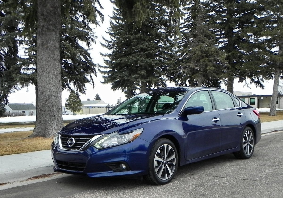 2016 Nissan Altima is an Easy Choice To Make