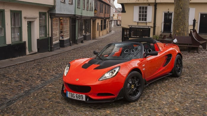 Lotus introduces Cup 250 as fastest Elise ever