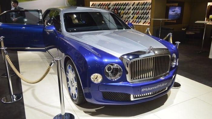 Bentley unleashes full gamut of Mulsanne luxury in Geneva
