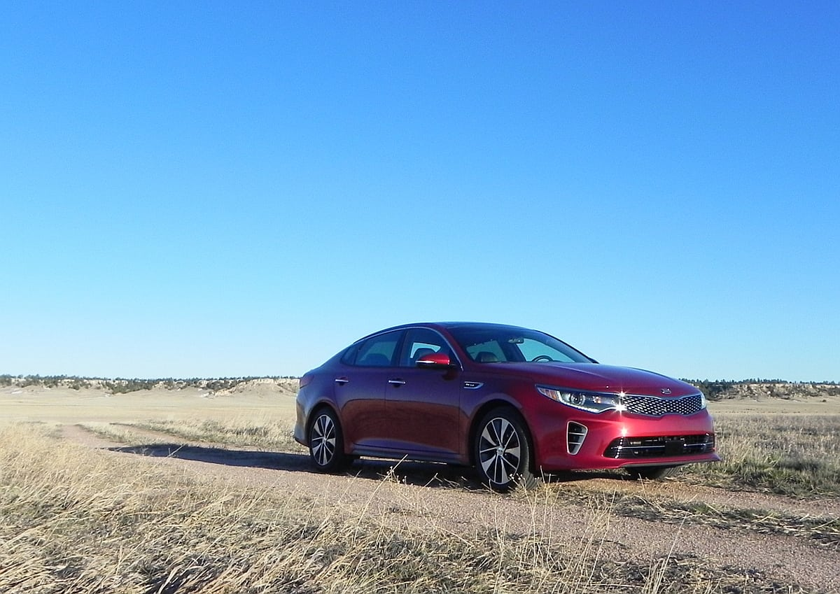 Review: 2016 Kia Optima is redesigned into a winner