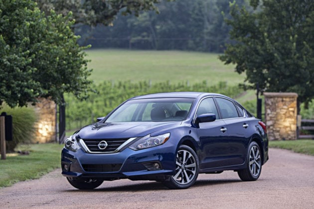 Review: 2016 Nissan Altima SR