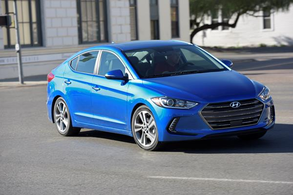 2017 Hyundai Elantra is classy and naturally fuel efficient