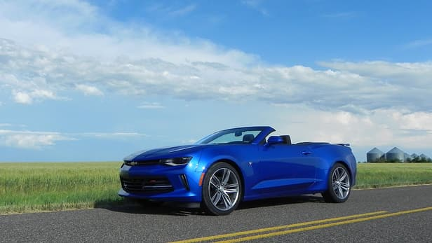 2016 Chevrolet Camaro is Surprisingly Fuel Efficient and Muscular