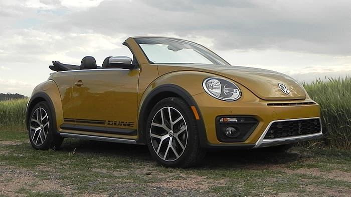 Review: The Baja Bug-inspired 2016 Volkswagen Beetle Dune