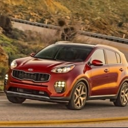 2017 Kia Sportage Offers Pizzazz in An Upscale Package