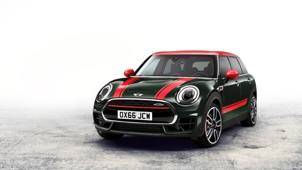 MINI John Cooper Works Clubman pumps up engine power, all-wheel drive