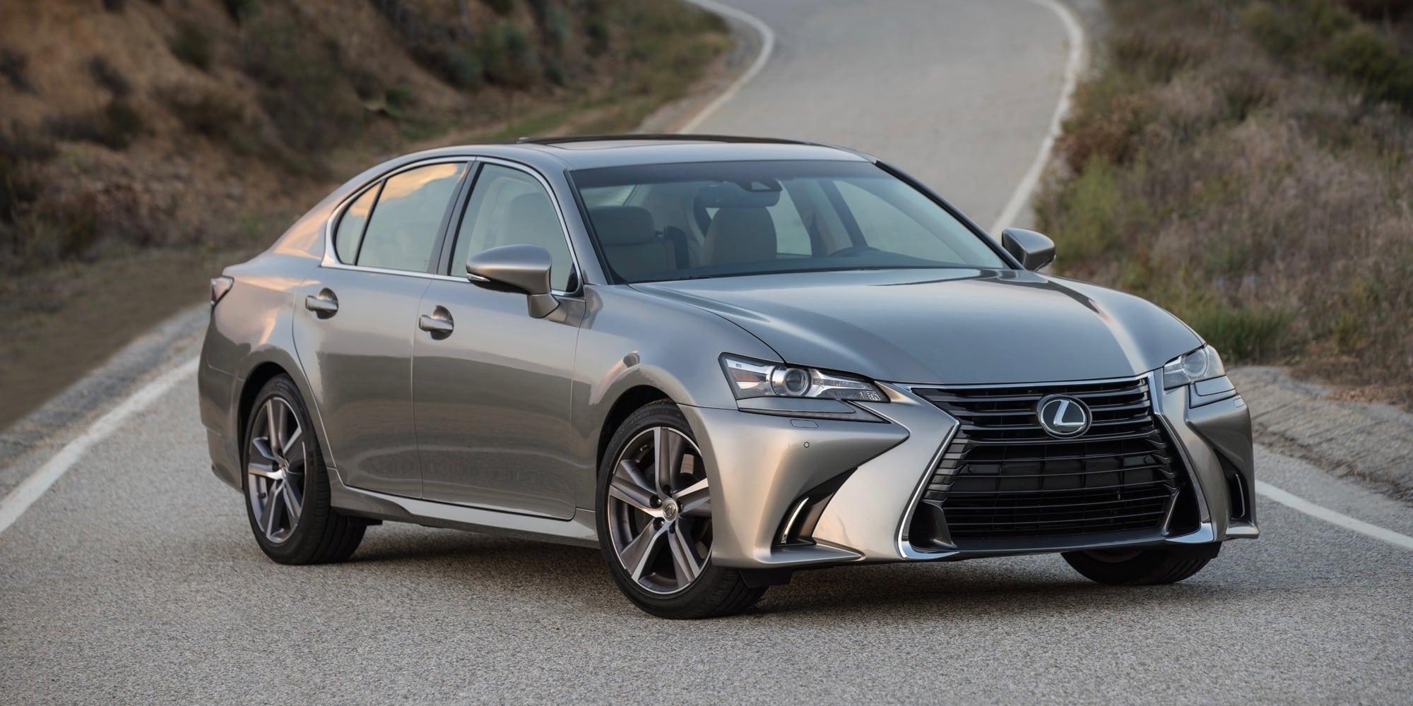 2016 Lexus GS 200t : Review
