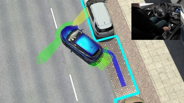 How self-parking car technology works: the first step to autonomous vehicles