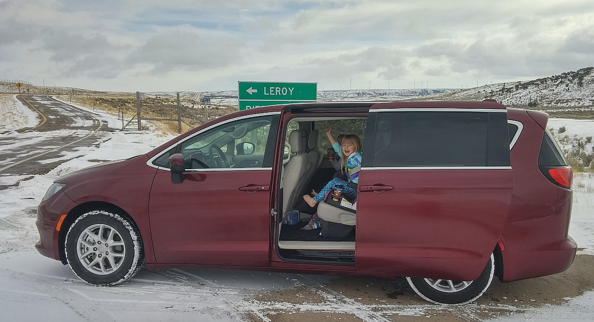 2017 Chrysler Pacifica: Road Trip