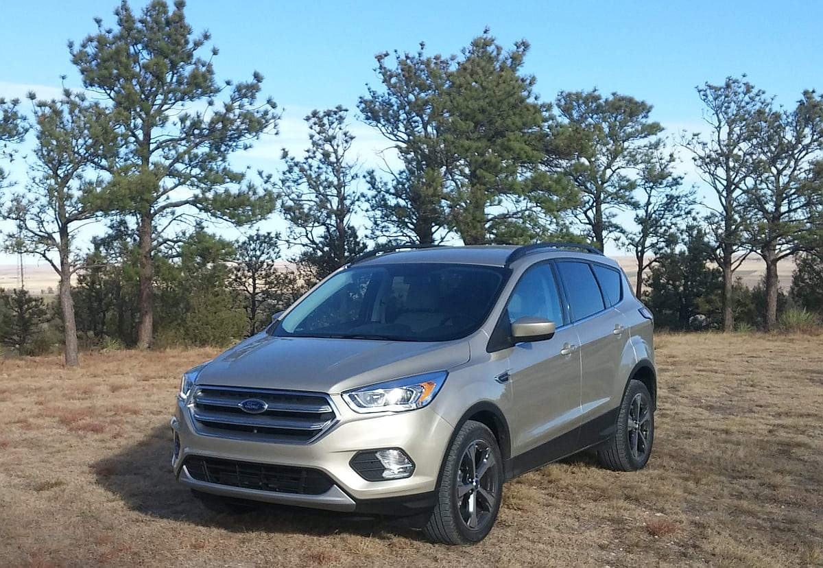 2017 Ford Escape is Turbocharged Goodness