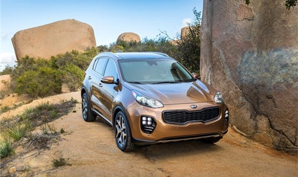 Review: Smart Styling and High Value Make 2017 Kia Sportage a Top Small Crossover Contender