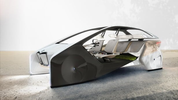 BMW sculpts the future with the i Inside concept