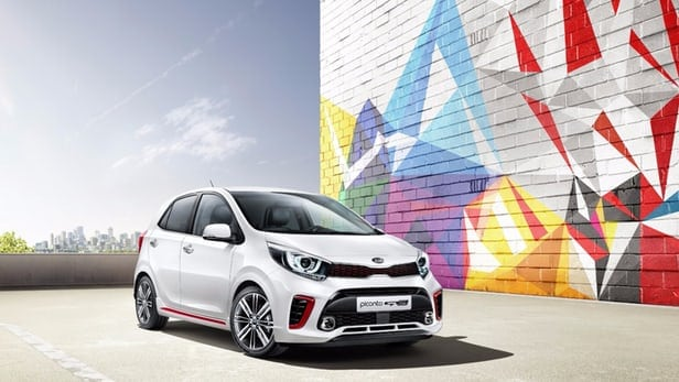 Kia teases new Picanto tiny car ahead of Geneva debut
