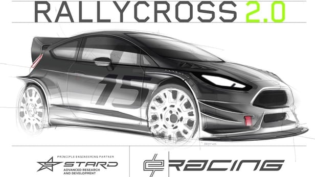 Speedleague bringing electric rallycross this season
