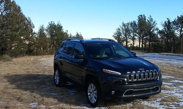 Review: 2017 Jeep Cherokee – Comfy and Pavement Friendly With Off-Road Prowess