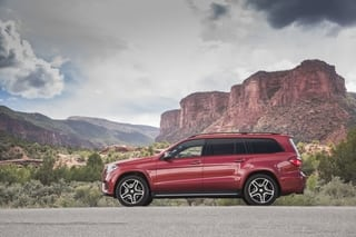 Review: Stylish 2017 Mercedes-Benz GLS Is Powerful Luxury SUV