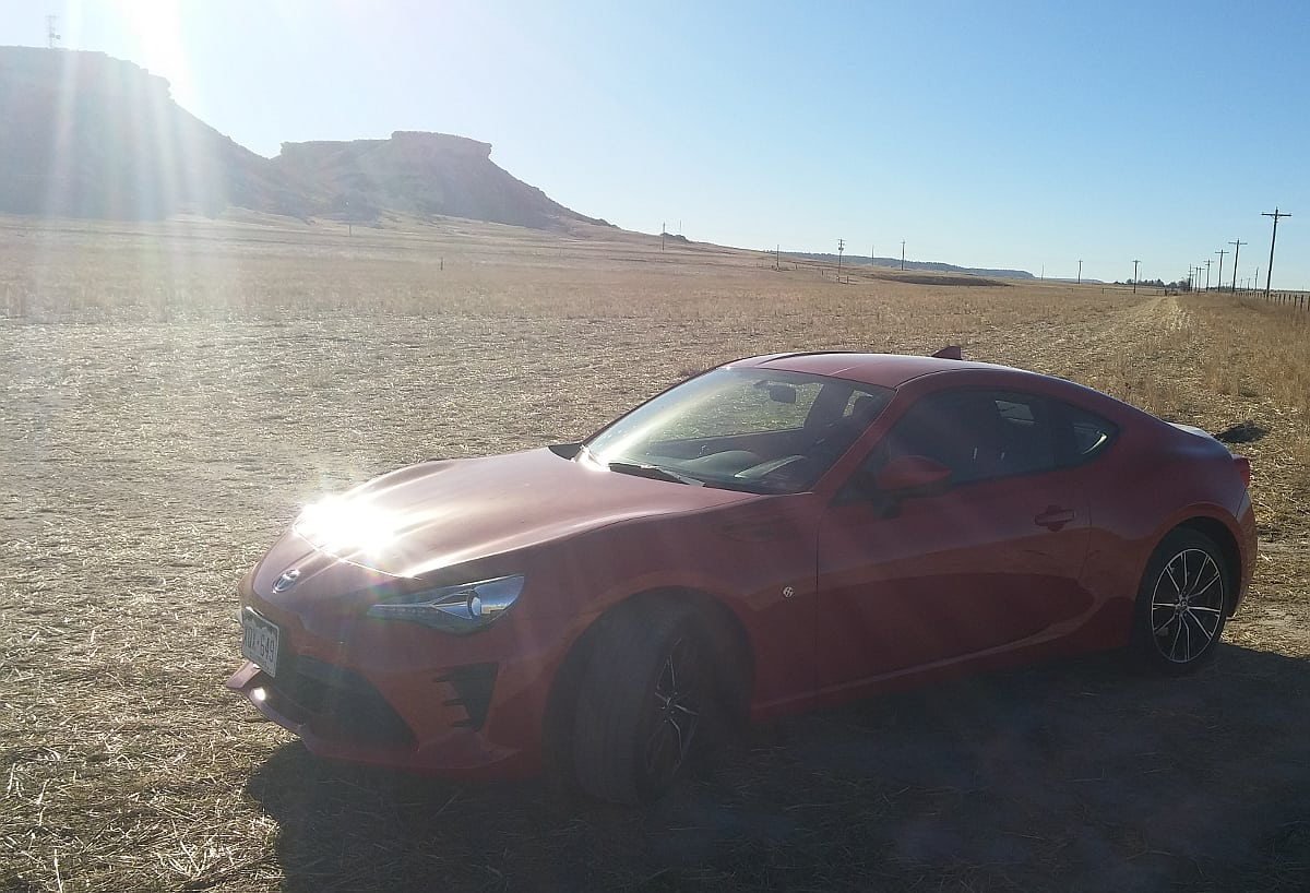 2017 Toyota 86 : Review