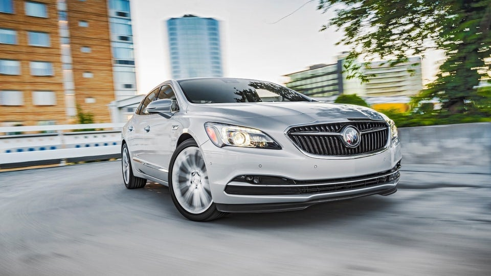 Review: 2017 Buick LaCrosse is more than a restyled Impala