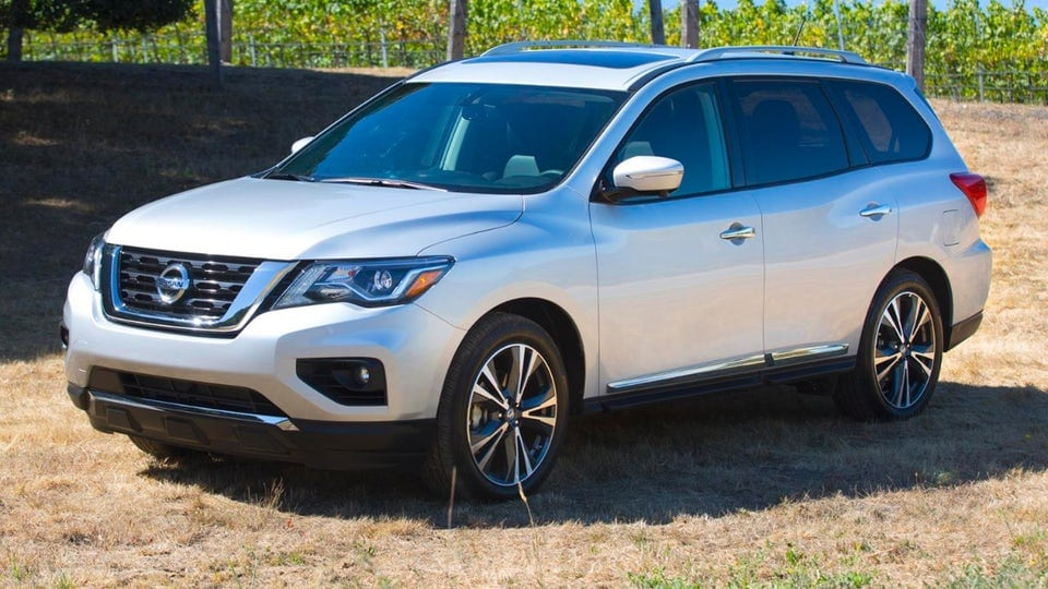 Review: 2017 Nissan Pathfinder returns to its 90's roots