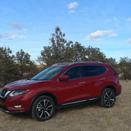 2017 Nissan Rogue remains family-pleasing compact crossover