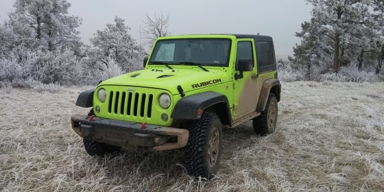 2017 Jeep Wrangler Rubicon : Review