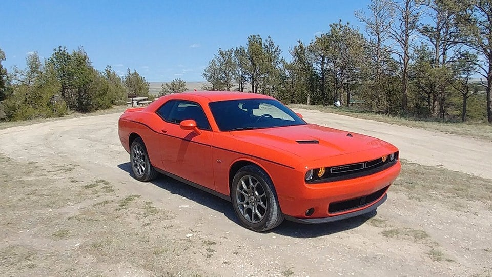 2017 Dodge Challenger GT AWD : Review