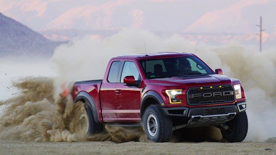 Review: 2017 Ford F-150 Raptor is every redneck's dream and we love it