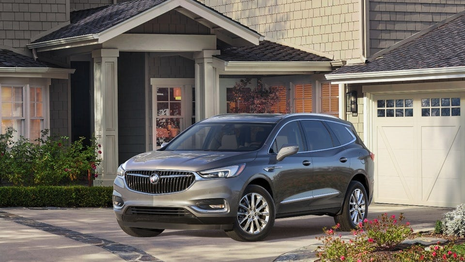 Buick unveils all-new 2018 Enclave at New York Auto Show