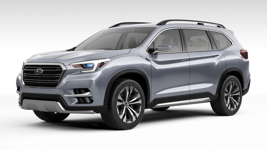 Subaru Reveals New Ascent 3-row SUV Concept, Production Coming Soon – CarNewsCafe.com