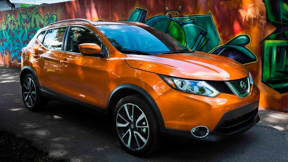 2017 Nissan Rogue Sport Is More Than Just a Smaller Rogue