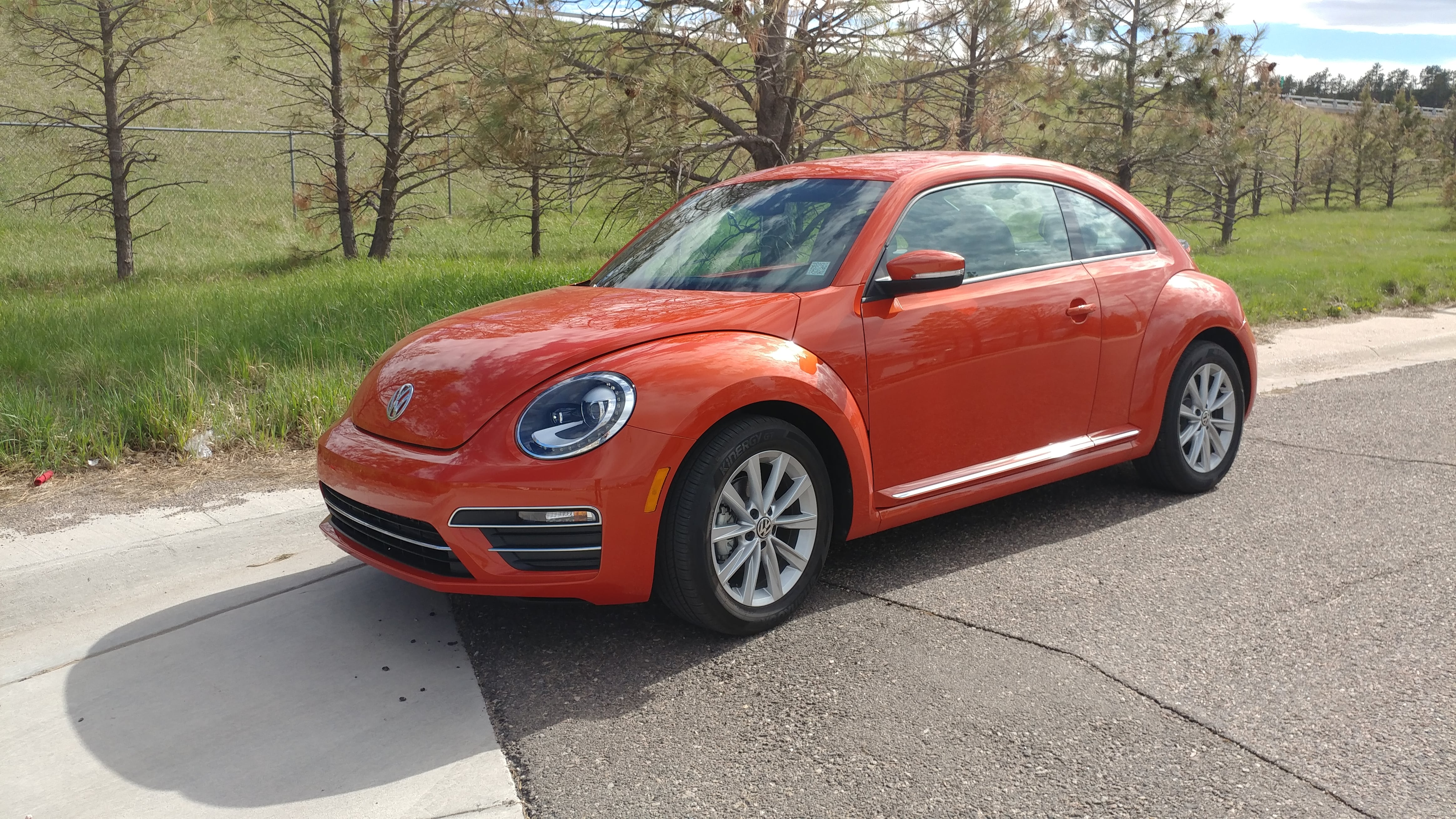 2017 Volkswagen Beetle is Safe, Fun, and Doesn't Cost Much