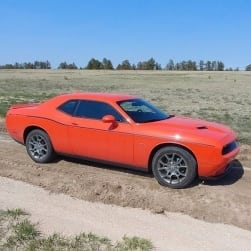 2017 Dodge Challenger GT is AWD and Fuel Efficient