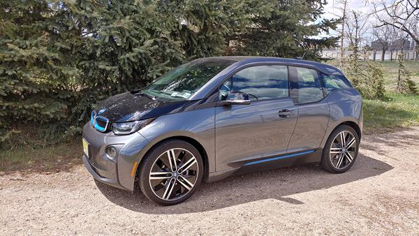 2017 BMW i3 fits a Broad Market of Longer-range Needs