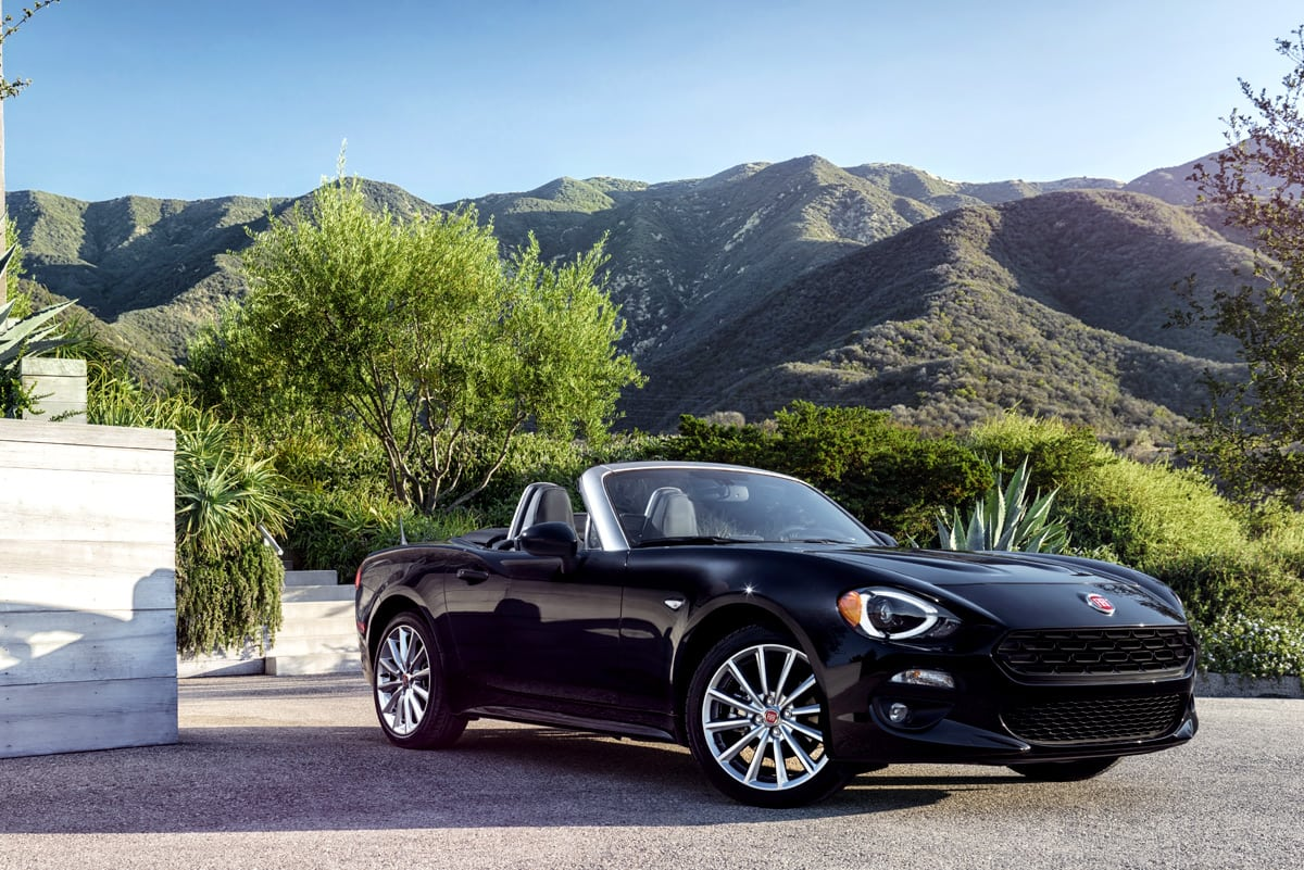 Review: 2017 Fiat 124 Spider