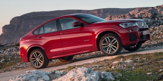 2017 BMW X4 : Review