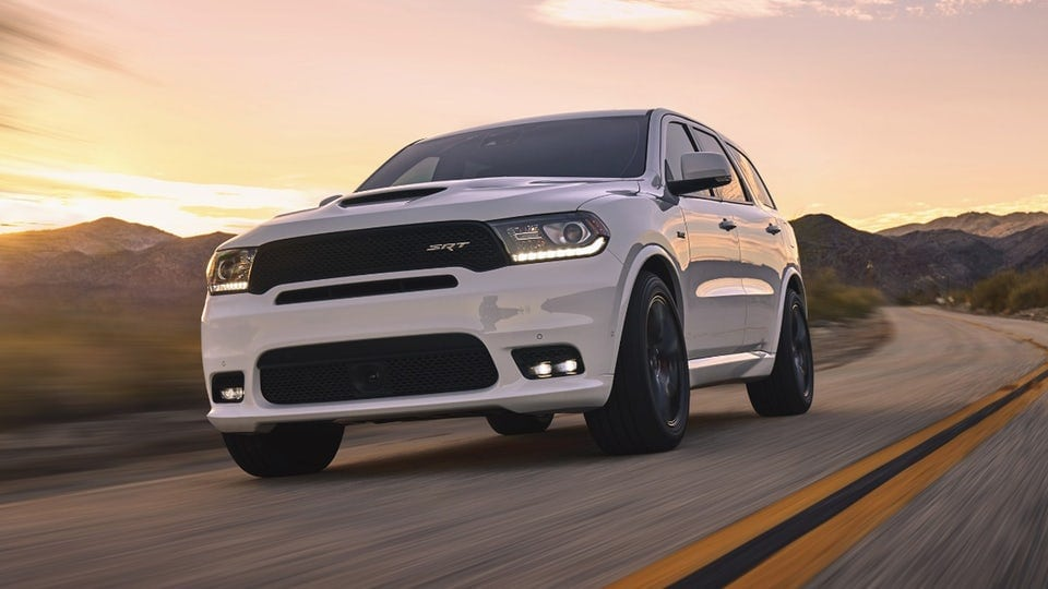 Dodge prices 2018 Durango SRT at $133 per horse