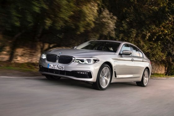2017 BMW 530e : Review