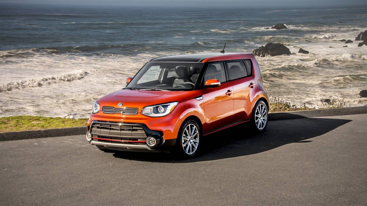 2017 Kia Soul Turbo! is turbocharged fun in a usefully tiny package