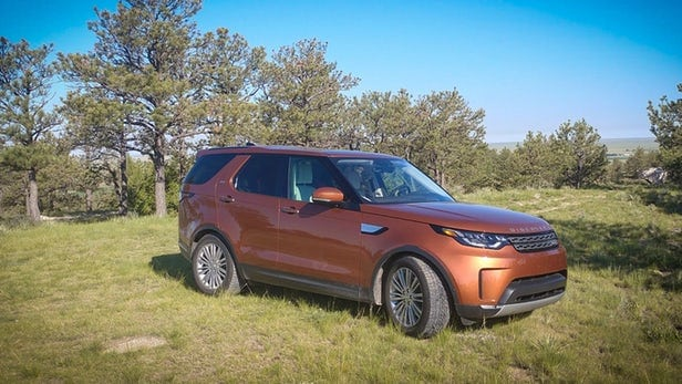 2017 Land Rover Discovery review: Soft on the inside, hard to kill