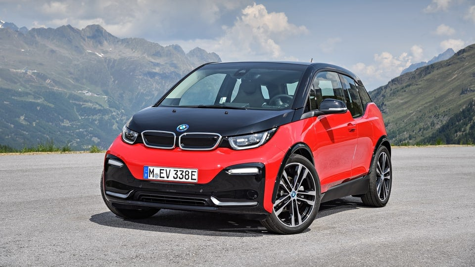BMW i3s sacrifices some range, gains a lot of muscle