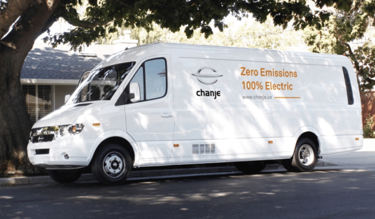 New Electric Truck Company Chanje To Produce First Model This Year