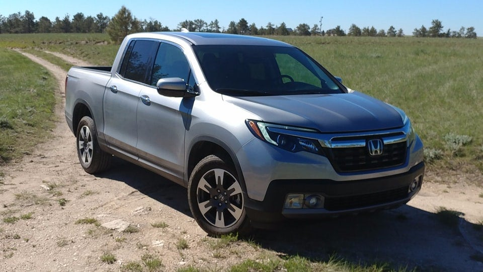Review: How does the Honda Ridgeline fare after a two-year hiatus?