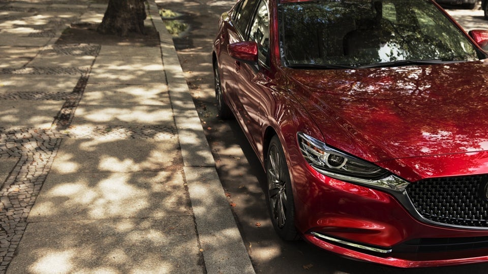 Mazda to unveil new Mazda6 flagship sedan in LA