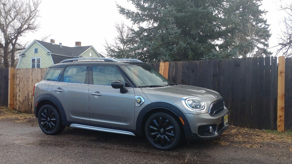 Review: 2018 BMW MINI Countryman hybrid – the MINI gets a plug